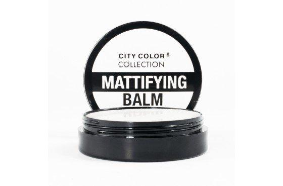 Мат основа за лице и устни  - CITY COLOR